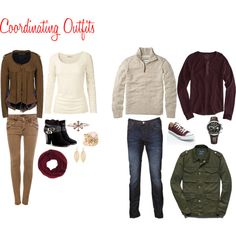 """""""Coordinating Outfits - Photoshoot Wear"""" by westendnorth on Polyvore"""
