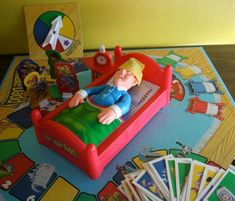 Don't Wake Daddy is listed (or ranked) 35 on the list The 63 Most Nostalgia-Inducing '90s Toys