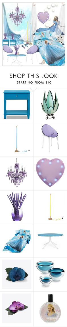 """Disney interior ♥"" by struga-art-80 ❤ liked on Polyvore featuring interior, interiors, interior design, home, home decor, interior decorating, Rovan, Seletti, Kartell and AF Lighting"