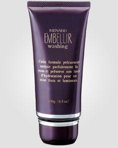Menard Embellir Washing крем для умывания | Интернет-магазин профессиональной косметики для волос от ведущих мировых брендов shampoosik.ru 7 495 77-44-99-0