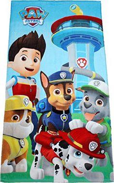 Paw Patrol Pups Family Large Beach Towel By BestTrend® Pa... http://www.amazon.com/dp/B01FWSIRPE/ref=cm_sw_r_pi_dp_g6ywxb1J3GZ63
