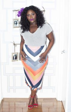 Snapshot: Danielle Brooks by Erik Tanner for The Coveteur (The Fashion Bomb…