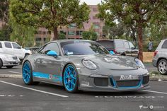 Porsche 911 GT3 (991) by BBS of America. Click to view more photos and mod info.
