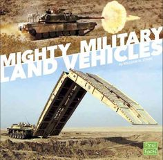 Presents an overview of modern military land vehicles, including the M1 Abrams tank, the Scorpion Desert Patrol Vehicle, and the AAV7 amphibious assault vehicle.