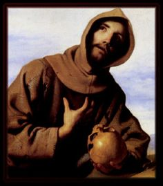 St. Francis was more poet that preacher, more artist than academic and...in our day, he probably would be put on meds.