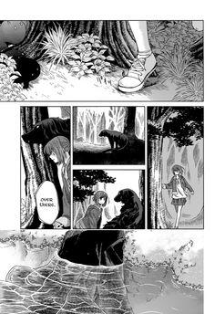 Read manga Mahou Tsukai no Yome Ch.014: Little pitchers have long ears. online in high quality