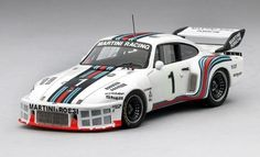 TSM-Models-TSM154351-Porsche-935-1-Martini-039-Ickx-Mass-039-24-hrs-of-Daytona-1977