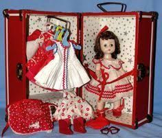 Image result for dolls with trunks
