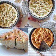 Focaccia / İtalyan ekmeği Yumuşacık, pamuk gibi bir italyan ekmeği Focaccia. (Fokaça okunuyor) Sabah Emirgan'da, kahvaltıda ye...