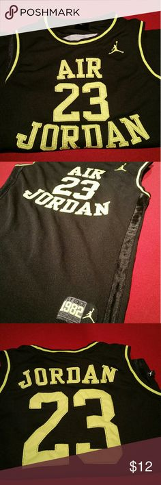 704298f007ed Youth Air Jordan Tee RN  81917. 100% Polyester. Like new. Size