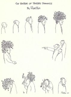 Thinker of Tender Thoughts - Shel Silverstein