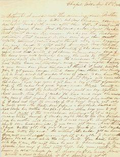 Sullivan Ballou Letter A farewell letter from a Civil War sol r