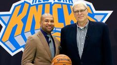 The New York Knicks have hired Derek Fisher as their new head coach, and Phil Jackson's search for a worthy bench boss familiar with the tri...