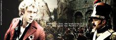 The final battle - Les Miserables