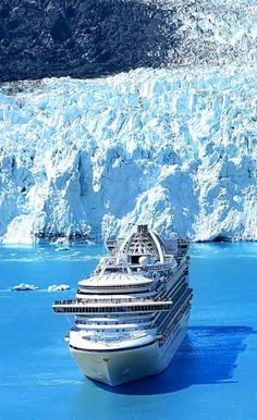 Cruise to Alaska from San Francisco. Round-trip and one-way cruises are available on 3 lines.See glaciers, whales and wildlife.