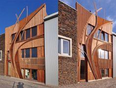 Maisons de ville / 24H Architecture | AA13 – blog – Inspiration – Design – Architecture – Photographie – Art