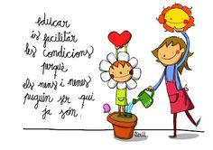 JoAN TuRu [artista de revista]: Educar és facilitar les condicions perquè els nens i les nenes puguin ser qui ja són.