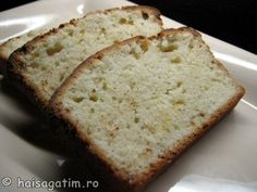 Chec cu iaurt Banana Bread, Desserts, Food, Tailgate Desserts, Deserts, Essen, Postres, Meals, Dessert