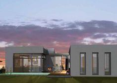 maison préfabriquée contemporaine écologique en bois BLACKTHORN HIB