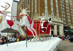 Christmas Parade . . .