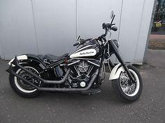 Harley Davidson FLS103 SOFTAIL SLIM 2012 1690cc