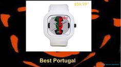 Best Portugal,  Fashion sporty style Watch, My Contribution to favorite sport.