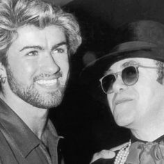 """Elton John Is Reportedly Set to Perform at George Michael's Funeral""  How would he possible be able to hold back his tears while singing Don't Let The Sun Go Down On Me?  Thank you @eltonjohn  #GeorgeMichael  #CelebratingGeorgeMichael  #RIPGeorgeMichael"