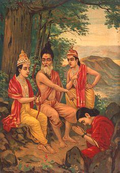 Radha Krishna Photo, Krishna Photos, Krishna Art, Ravivarma Paintings, Raja Ravi Varma, Lord Rama Images, Lord Vishnu Wallpapers, Flower Graphic, Old Frames