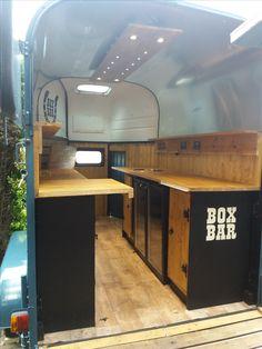 Catering Van, Catering Trailer, Food Trailer, Mobile Restaurant, Mobile Cafe, Truck Design, Cafe Design, Converted Horse Trailer, Horse Box Conversion