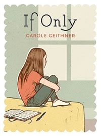 What I'm reading and loving - a new Young Adult novel by Scholastic - the touching coming of age story of Corinna, a 13-year-old whose mother dies...