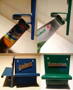 Destapador De Pared Para Botellas , Bar, Cervezas Acero en venta en por sólo $ 400,00 - CompraCompras.com Argentina