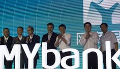 EX : China's Alibaba partners with banks, agencies to introduce B2B financing and rating services