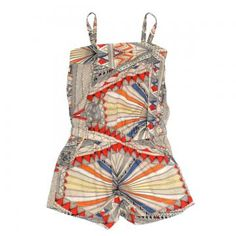Sienna Playsuit, Anthem of the Ants