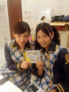 Haruka Nakagawa & Rena Nozawa