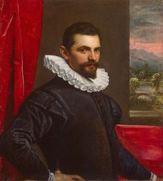 Retrato de un hombre, Tintoretto