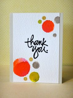 frohttp://3umbrellas.blogspot.com love the simplicity and pop of this card