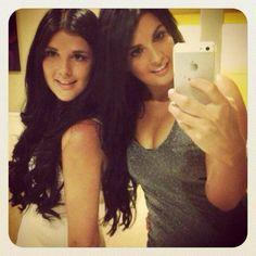 Selfie!   http://beautyworksonline.com/weft-hair-extensions/celebrity-choice.html