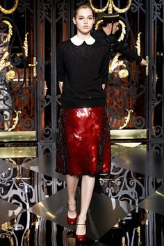 Louis Vuitton. Fall, 2011.