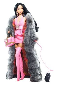 Kimora Lee Simmons Barbie® Doll | The Barbie Collection