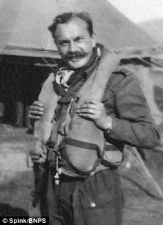 Ronald 'Ras' Berry, one of The Few, Battle of Britain pilot