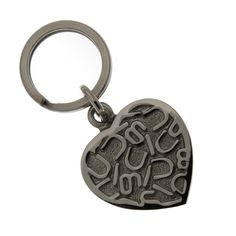 El corazón de tu cachorro brillará más con el Dije pequeño para mascota Corazón Letras Nuugi by Tanya Moss <3