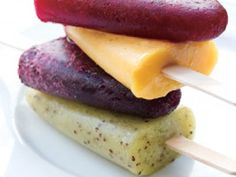 Homemade icy poles | Recipe and flavour ideas | Australian Natural Health Magazine