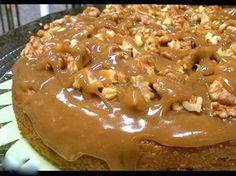 Κέικ με σιρόπι και κρέμα καραμέλας !! Απλά Θεικό!!! ~ ΜΑΓΕΙΡΙΚΗ ΚΑΙ ΣΥΝΤΑΓΕΣ
