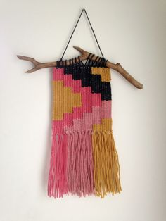 Woven Tapestry Wall Hangings sweet christmas spirit: hand woven wall hanging, woven tapestry