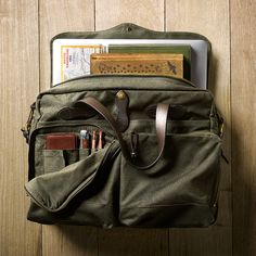 72 Hour Briefcase by Filson