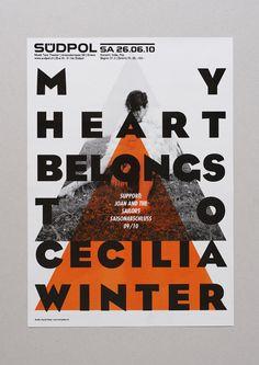 My Heart Belongs to Cecilia Winter