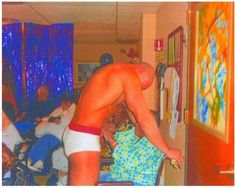 West Babylon nursing home: Male stripper hired at request of residents
