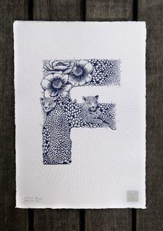 Illustrated Alphabet6