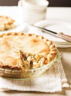 Chicken Pot Pie (the best) Recipes Pie Recipes, Chicken Recipes, Cooking Recipes, Recipe Chicken, Muffin Recipes, Yummy Recipes, Recipies, Chefs, Best Chicken Pot Pie