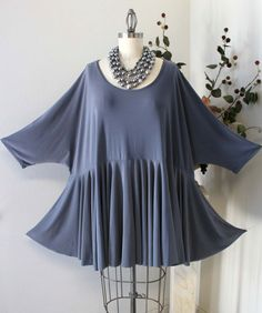 Gotta Have Oversize women Plus size Lagenlook Tunic top, full circle bottom. One size UPTO 5X by Dare2bStylish on Etsy https://www.etsy.com/listing/154414651/gotta-have-oversize-women-plus-size